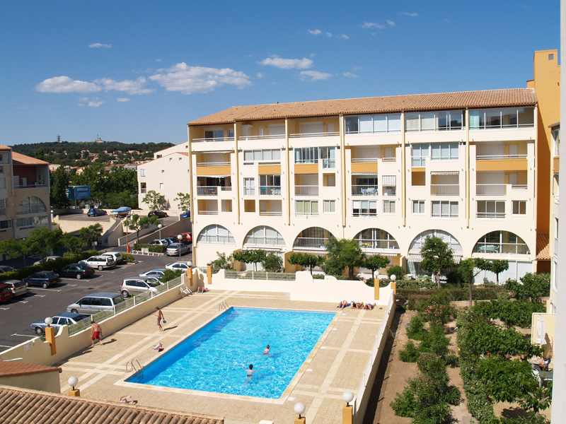 Locations r sidence aquagolf au cap d 39 agde pour vos for Piscine cap d agde